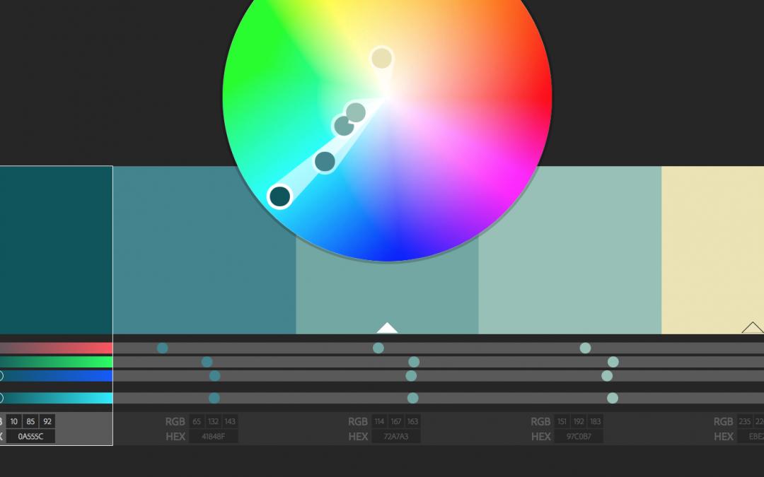 Risorse visuali per un blog e un sito di successo: font e palette cromatica